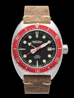 Herodia Series 1 Arthur Dive Watch
