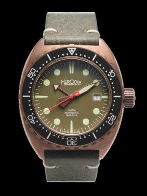 Herodia Series 1 bronzed Dive Watch